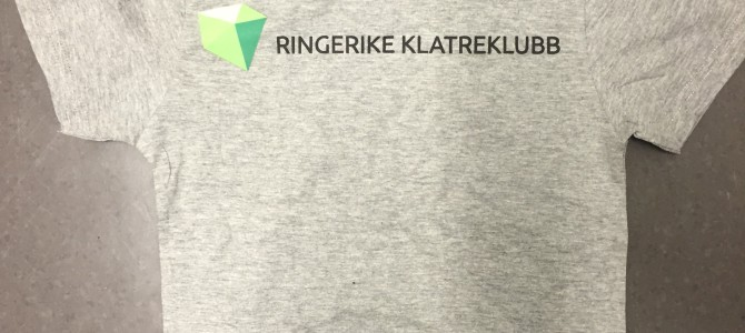 Nye klubb T-skjorter